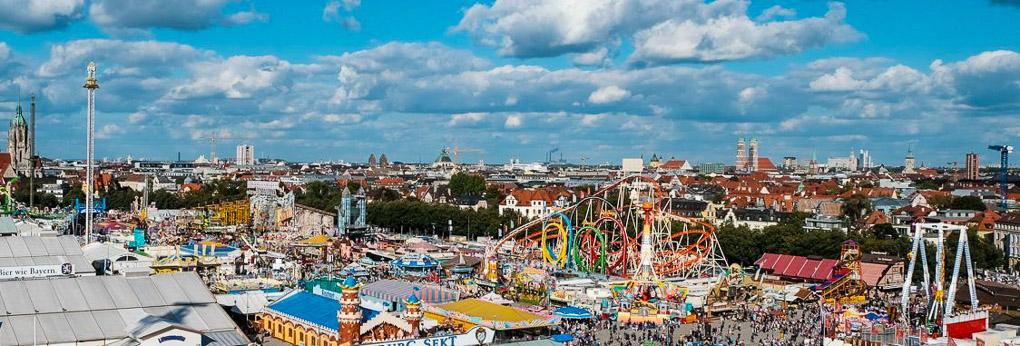 Bild vom Oktoberfest - Oktoberfest-Jobs.de